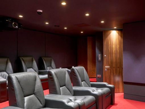 Cinemas & Games Room