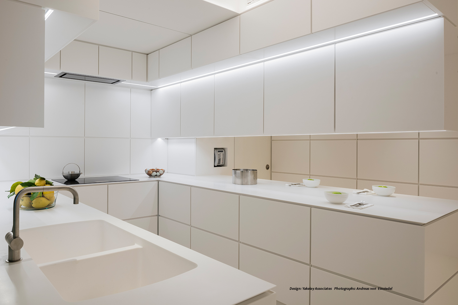 Minimalist Kitchen | Knightsbridge