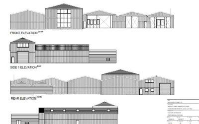 NBJ Factory Extension | Workshop
