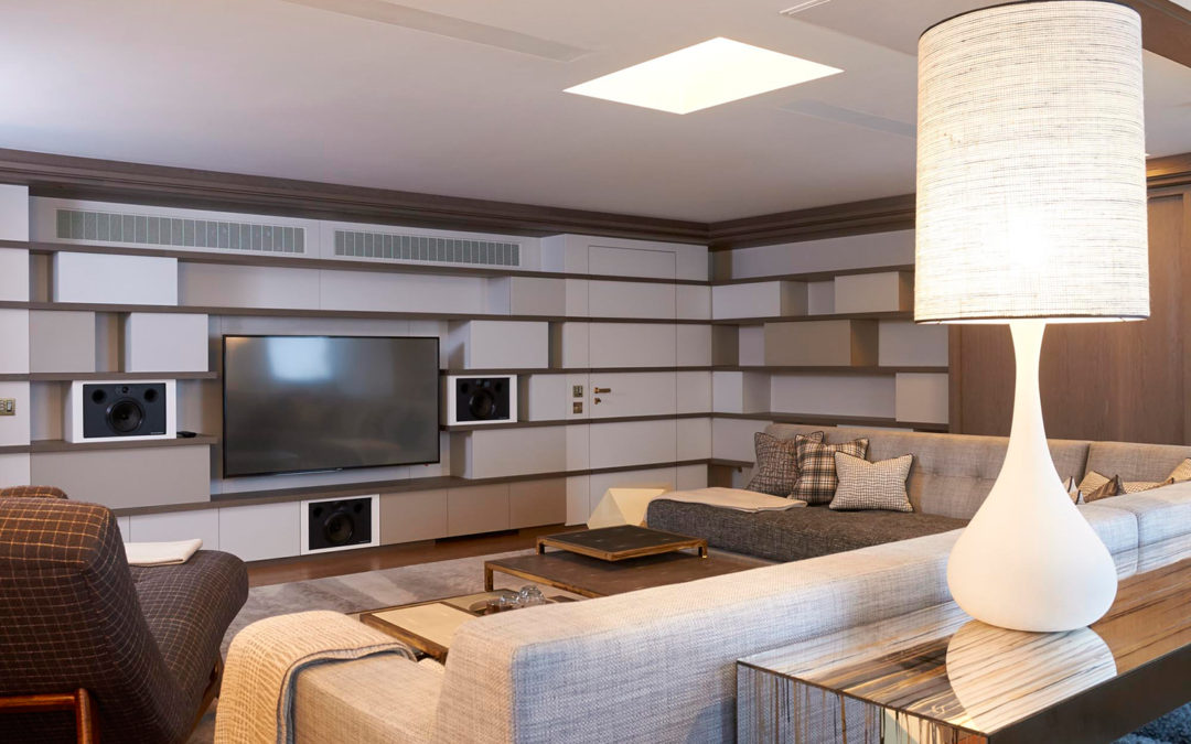 living room joinery Archives - NBJ | London | Bespoke Joinery ...