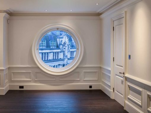Oceanic House | Bespoke Joinery