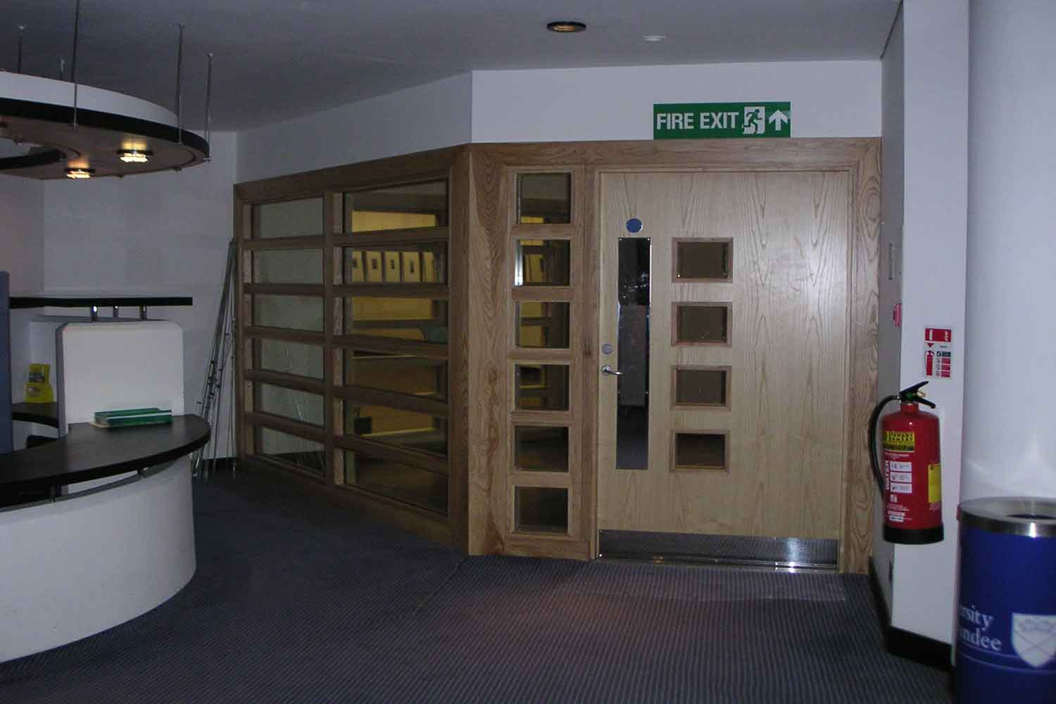 Bespoke Certified Fire Rated Doors
