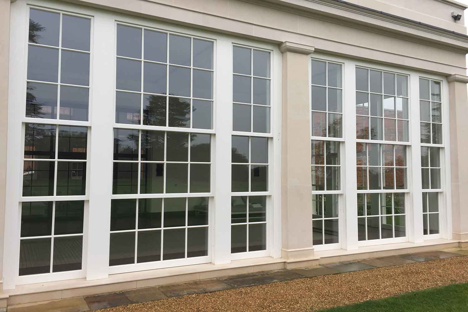 Bespoke Sash | Casement Windows | NBJ London
