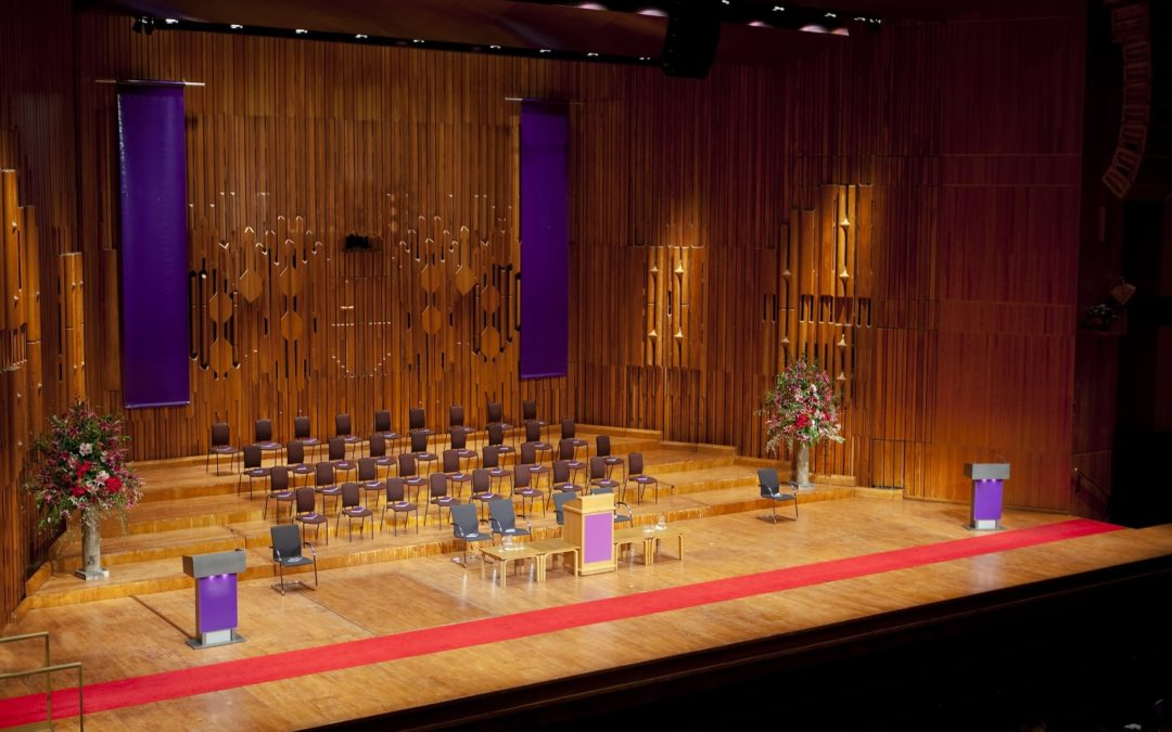Barbican Concert Hall Acoustic Panel Refurbishment