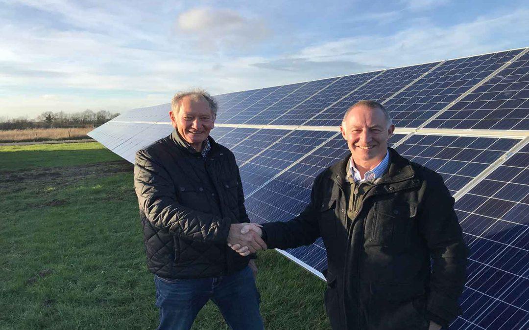 Installation of Solar Energy at NBJ
